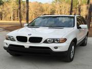 Bmw X5 BMW X5 3.0i Sport Utility 4-Door